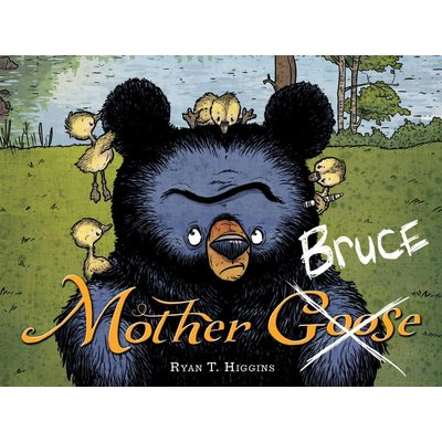 HACHETTE BOOK GROUP MOTHER BRUCE