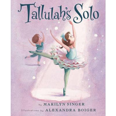HOUGHTON MIFFLIN TALLULAH'S SOLO HB SINGER