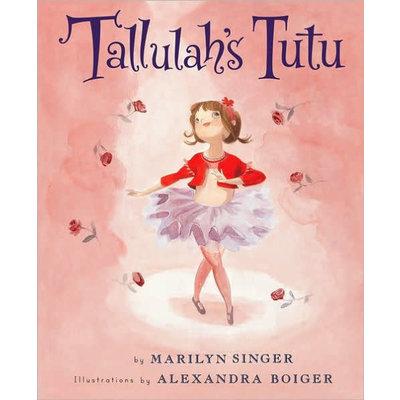 HOUGHTON MIFFLIN TALLULAH'S TUTU HB SINGER