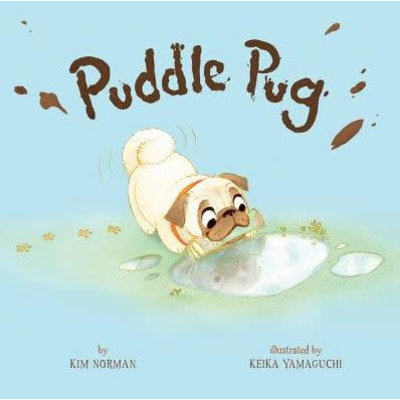 STERLING PUBLISHING PUDDLE PUG HB NORMAN