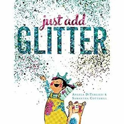 BEACH LANE BOOKS JUST ADD GLITTER