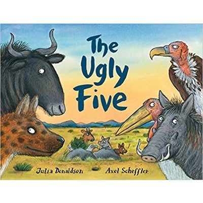 SCHOLASTIC THE UGLY FIVE