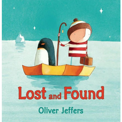 PENGUIN LOST & FOUND HB JEFFERS
