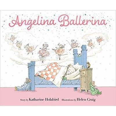 LITTLE SIMON ANGELINA BALLERINA HB HOLABIRD