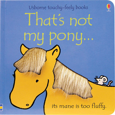 EDC PUBLISHING THAT'S NOT MY PONY...