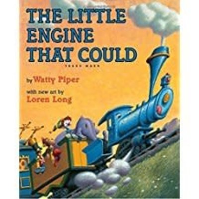 PENGUIN THE LITTLE ENGINE THAT COULD