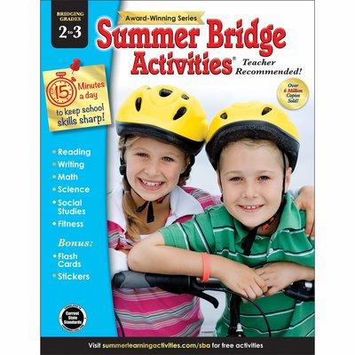 CARSON DELLOSA SUMMER BRIDGE 2-3