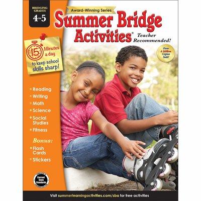 CARSON DELLOSA SUMMER BRIDGE 4-5