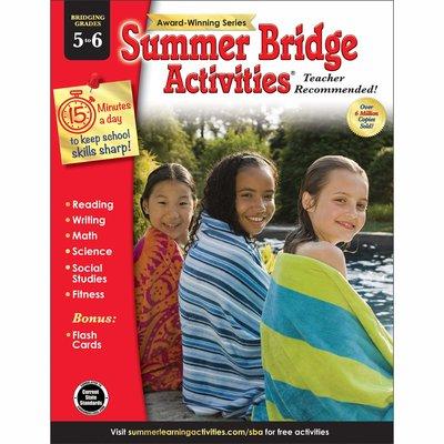 CARSON DELLOSA SUMMER BRIDGE 5-6