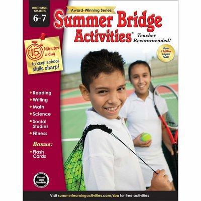 CARSON DELLOSA SUMMER BRIDGE 6-7