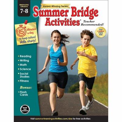 CARSON DELLOSA SUMMER BRIDGE 7-8