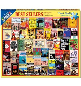 WHITE MOUNTAIN PUZZLE BEST SELLERS 1000 PC PUZZLE