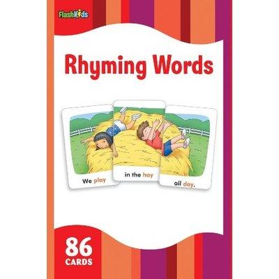 STERLING PUBLISHING RHYMING WORDS FLASHCARDS FLASH KIDS*