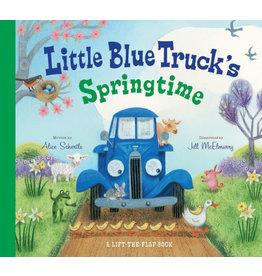 HOUGHTON MIFFLIN LITTLE BLUE TRUCK SPRINGTIME BB SCHERTLE