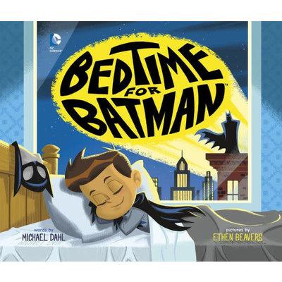 CAPSTONE BEDTIME FOR BATMAN HB DAHL
