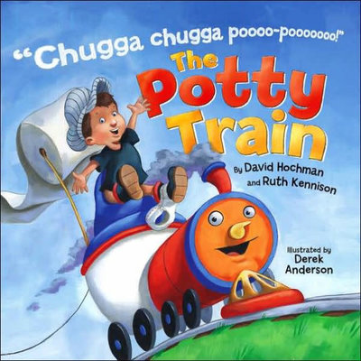SIMON AND SCHUSTER POTTY TRAIN HB HOCHMAN