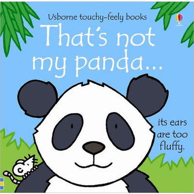 EDC PUBLISHING THAT'S NOT MY PANDA...