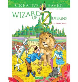 CREATIVE HAVEN WIZARD OF OZ COLORING BOOK