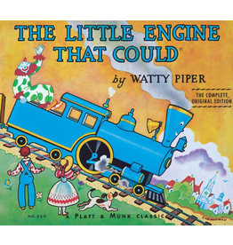PENGUIN LITTLE ENGINE THAT COULD (ORIGINAL CLASSIC EDITION) HB PIPER
