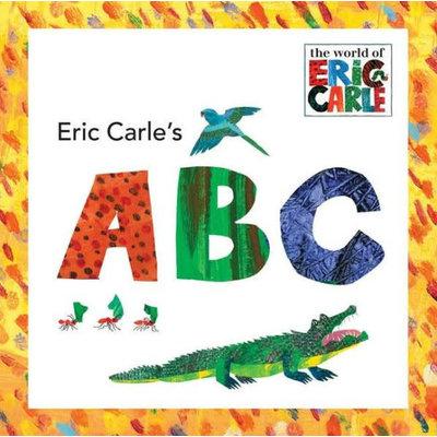 PENGUIN ABC ERIC CARLE BB CARLE