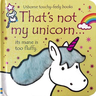 EDC PUBLISHING THAT'S NOT MY UNICORN...
