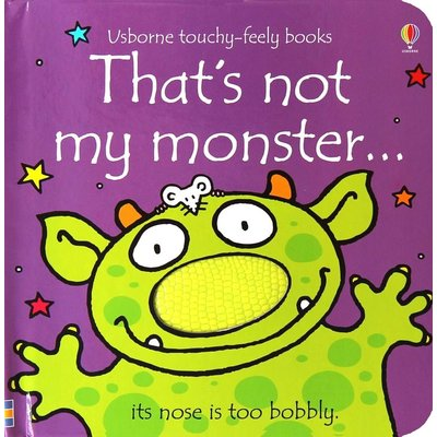 EDC PUBLISHING THAT'S NOT MY MONSTER...