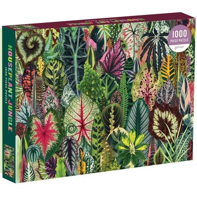 GALISON HOUSEPLANT JUNGLE PUZZLE 1000 PIECE