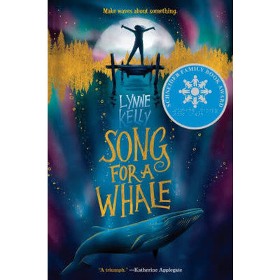 YEARLING SONG FOR A WHALE PB KELLY