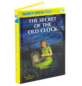 PENGUIN NANCY DREW 1 SECRET OF THE OLD CLOCK HB KEENE
