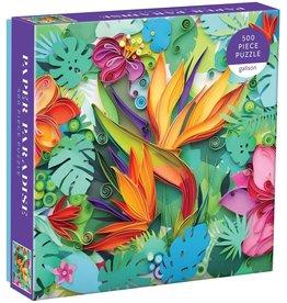 GALISON PAPER PARADISE PUZZLE 500 PC