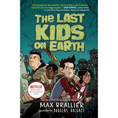PENGUIN THE LAST KIDS ON EARTH