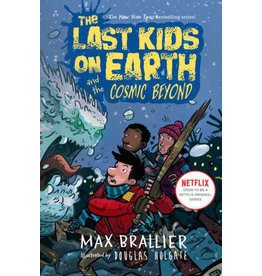 VIKING BOOKS LAST KIDS ON EARTH 4 COSMIC BEYOND HB BRALLIER