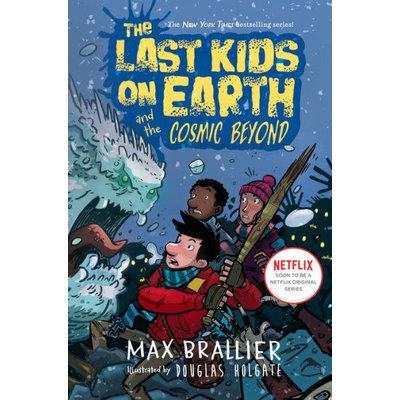 VIKING BOOKS LAST KIDS ON EARTH 4 COSMIC BEYOND HB BRALLIER