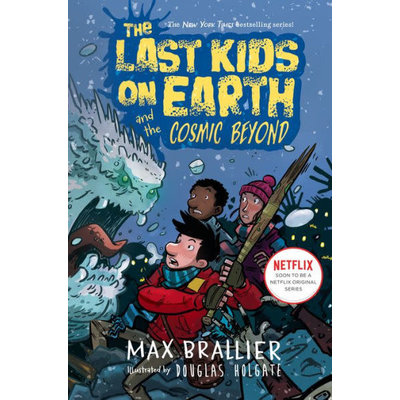 VIKING BOOKS THE LAST KIDS ON EARTH AND THE COSMIC BEYOND