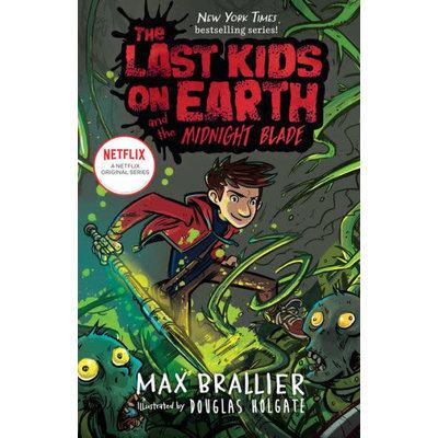 VIKING BOOKS LAST KIDS ON EARTH 5 MIDNIGHT BLADE HB BRALLIER