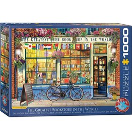 EUROGRAPHICS GREATEST BOOKSTORE IN THE WORLD 1000 PC PUZZLE