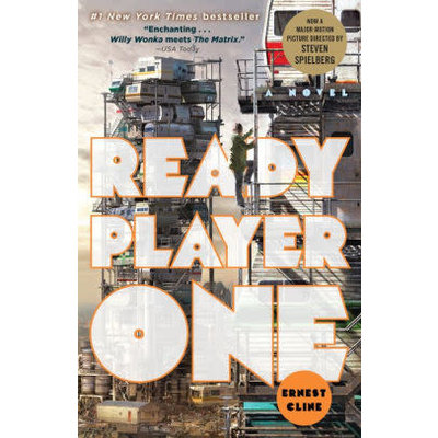 CROWN BOOKS READY PLAYER ONE PB CLINE