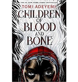 HENRY HOLT & CO CHILDREN OF BLOOD & BONE HB ADEYEMI