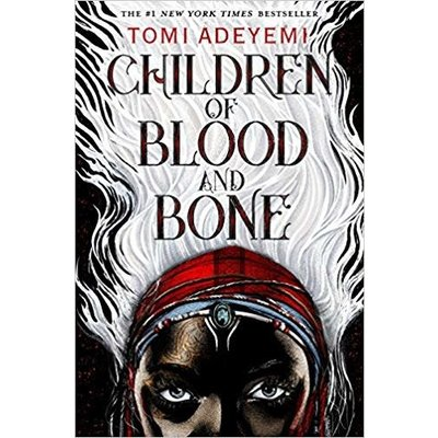 HENRY HOLT & CO CHILDREN OF BLOOD AND BONE