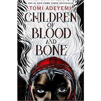 HENRY HOLT & CO CHILDREN OF BLOOD & BONE HB ADEYEMI