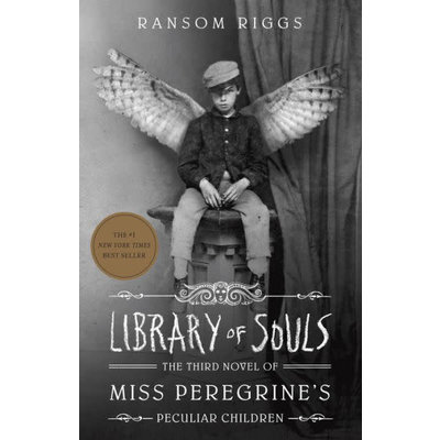 RANDOM HOUSE MISS PEREGRINES 3 LIBRARY OF SOULS PB RIGGS