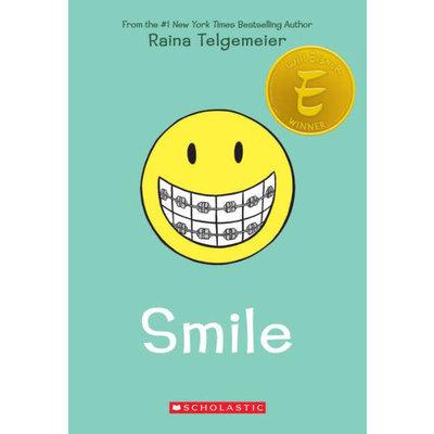 SCHOLASTIC SMILE PB TELGEMEIER