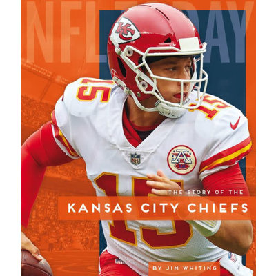 CREATIVE PAPERBACKS KANSAS CITY CHIEFS PB WHITING