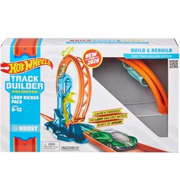 MATTEL HOT WHEELS TRACK BUILDER
