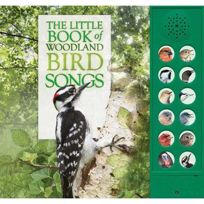 FIREFLY BOOKS LITTLE BOOK OF WOODLAND BIRD SONGS SOUND BOOK HB PINNINGTON