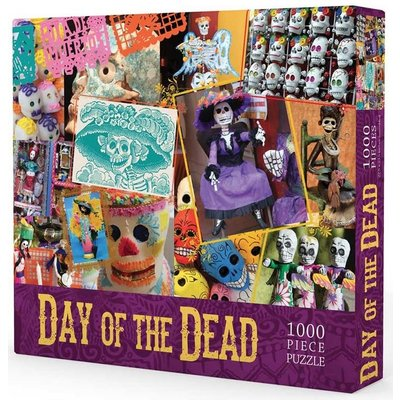 GIBBS SMITH DAY OF THE DEAD PUZZLE 1000 PIECE