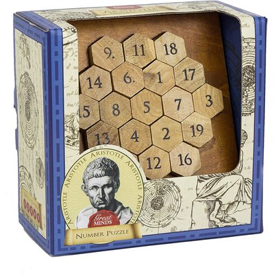 PROFESSOR PUZZLE ARISTOTLES NUMBER PUZZLE