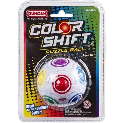 DUNCAN TOYS COLOR SHIFT PUZZLE BALL