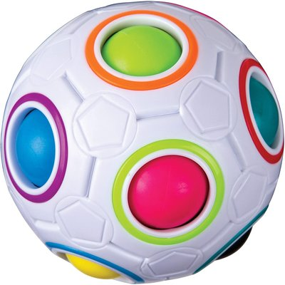 DUNCAN TOYS COLOR SHIFT PUZZLE BALL