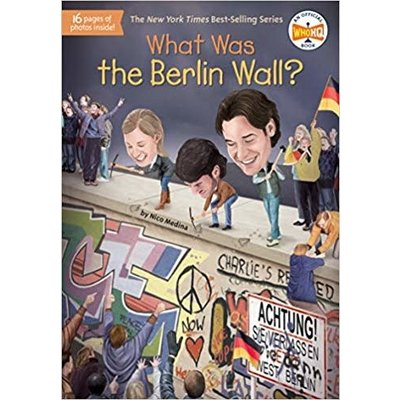 PENGUIN WORKSHOP WHAT WAS THE BERLIN WALL?